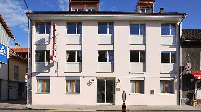 Foyer Handicap Plan Les Ouates : Hôtel des horlogers genève plan les ouates suisse tourisme