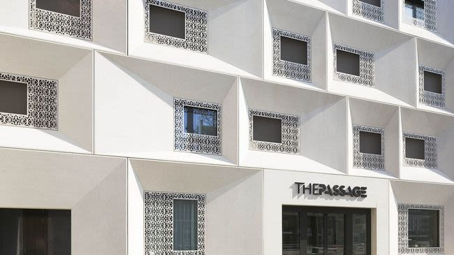 The Passage Basel hotel the passage, basel | switzerland tourism