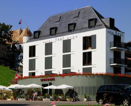 Hotel real nyon meeting hotels switzerland tourism