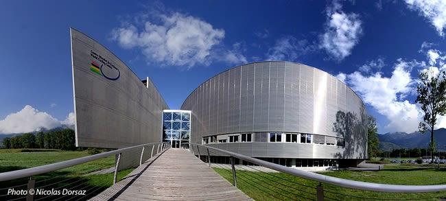 Du Aigle Pour Mondial Cyclisme Suisse Hôtels Centre Séminaires Sw46qZ