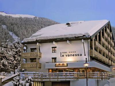 Le vanessa verbier seminarhotels schweiz tourismus