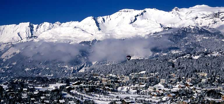 Snow report Crans Montana weather piste report and depth of snow